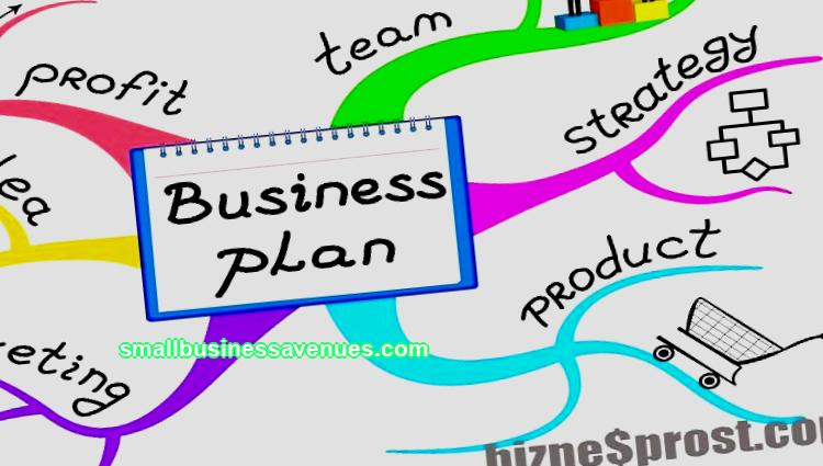 Instructions for drawing up a business plan