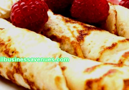 Pancake business plan: description and recommendations of professionals