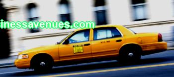 The idea of ​​your own business; taxi service