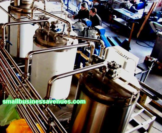 Business idea: kvass production