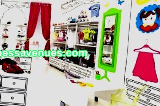 Pakaian kanak-kanak; perniagaan untuk pemula