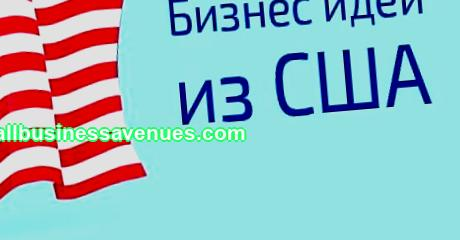 The best business ideas from the USA - American business for the whole world what was invented, implemented, developed