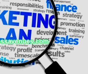 Skrivning af en forretningsplan: markedsføringsplan
