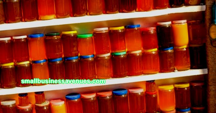 Honey Business: How to organize a retail sale