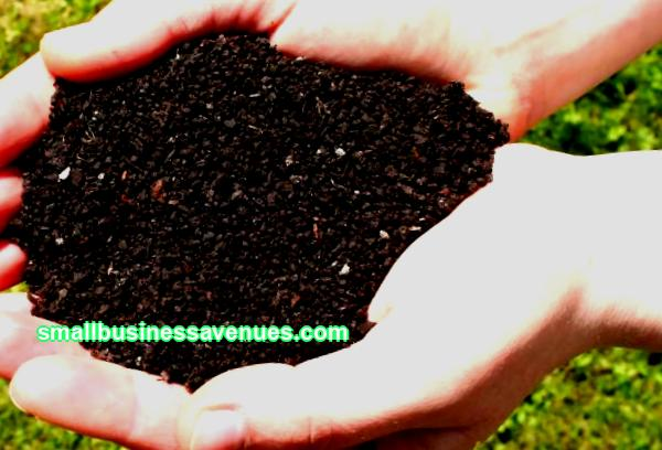 Millions in the production and sale of vermicompost