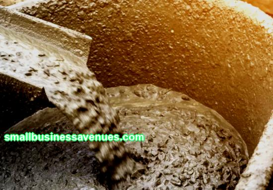 The cement business is highly profitable and has a fast payback period. A detailed business plan with all the pitfalls.