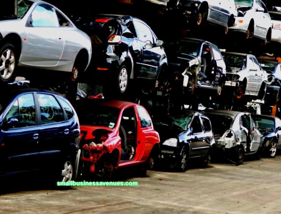 Hvordan åpne en autodemontering fra bunnen av? Forretningside med beregninger og en trinnvis handlingsplan