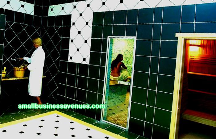 Ready business plan: Own business; sauna (bath)