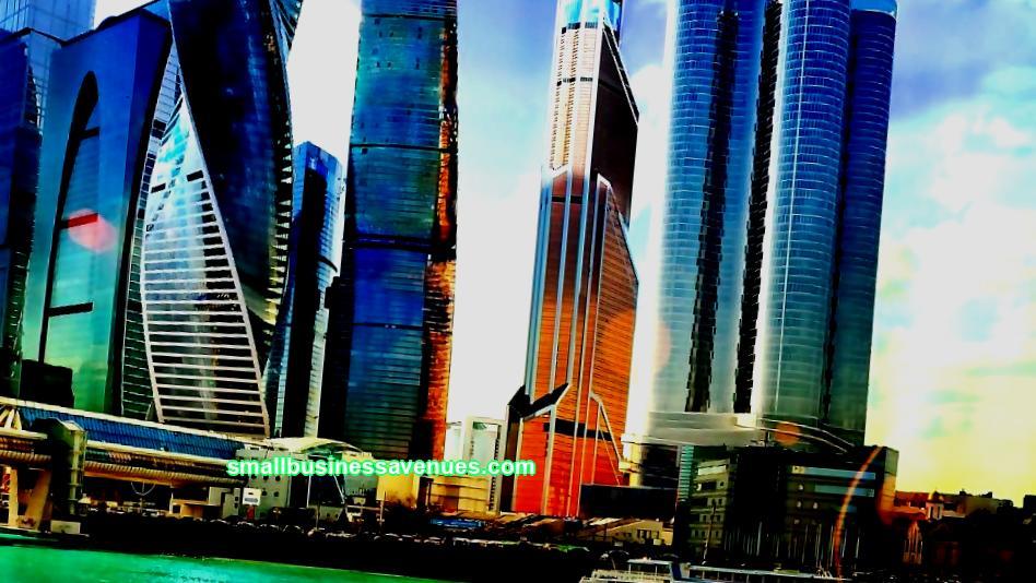 Idées d'affaires à Moscou