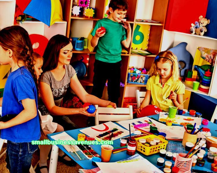 Businessplan voor het kindercentrum