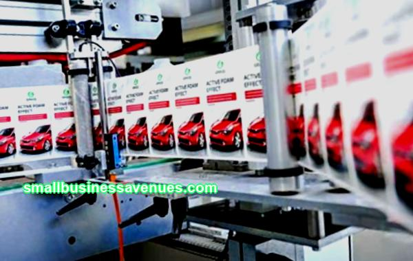 production of car shampoos, a business that allows you to recoup your investment in the shortest possible time and start earning