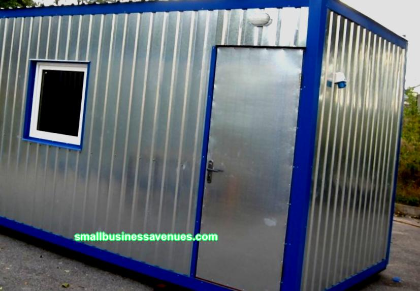 Business registration, selection of production areas and personnel. Purchase of materials, types of cabins, necessary equipment and production technology. Customer search and marketing.