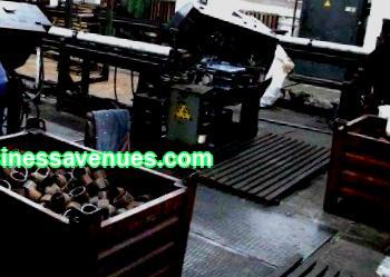 Fabricación y venta de ferretería