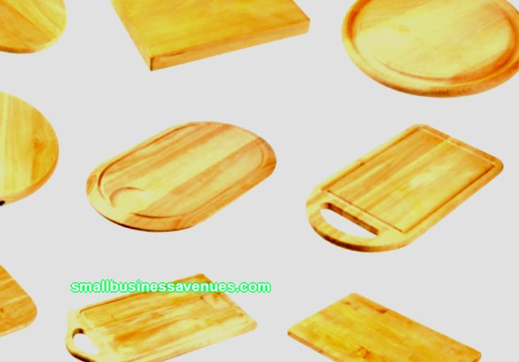 Whether it is necessary to register a company, search for premises and employees. The choice of material, size and the formation of an assortment of cutting boards. Advertising company and distribution channels.