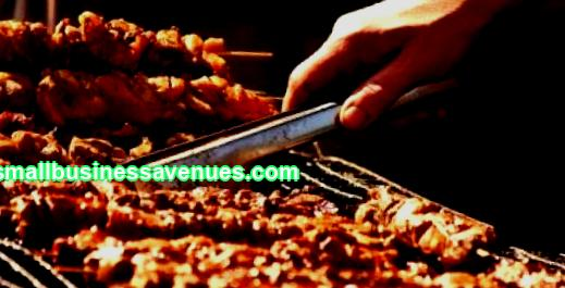 Business plan for the sale of barbecue