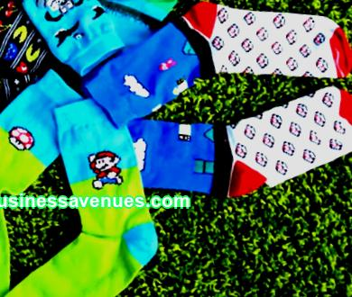 Own business: production of socks