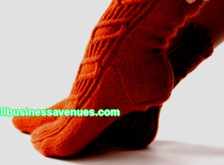 Not only socks, but also tights and other hosiery products have always had and will have a good demand from consumers. But today this market is almost seventy percent filled with goods coming to us from abroad.