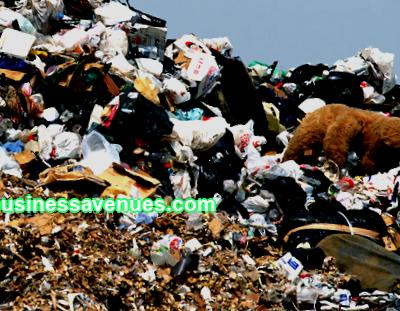 Business idea: we earn on waste recycling from Equipnet. u