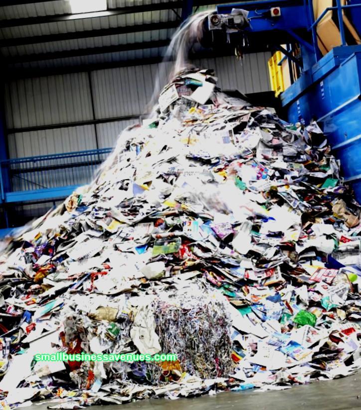 Przegląd rodzajów działalności związanej ze śmieciami: zbiórka i sortowanie, usuwanie, przechowywanie, zakład recyklingu, firma zajmująca się usuwaniem śmieci. Analiza doświadczeń ludzi i przedsiębiorstw odnoszących sukcesy.