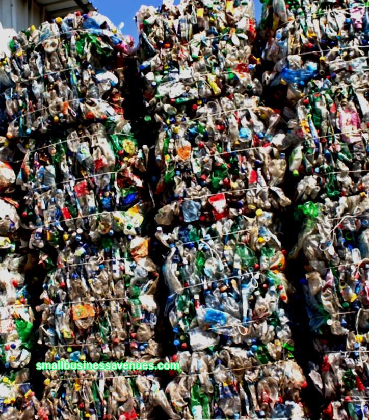 Recykling odpadów, pomysły
