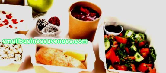 Poslovna ideja: storitev dostave zdrave hrane