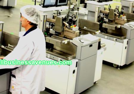 Automated LED production line: technological process, equipment required, production cost.